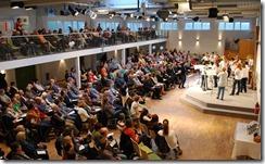 Tagung der Norddeutschen Jährlichen Konferenz in Berlin-Lankwitz 9. bis 11. April 2015 Eroeffnungsgottesdienst